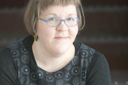 Soile Mottisenkangas. Kuva: Lars Wirzenius