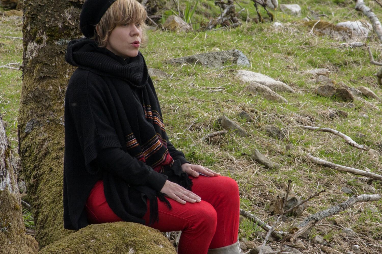 Hanna Tuulikki (photo credit Suzy Lee ATLAS arts)