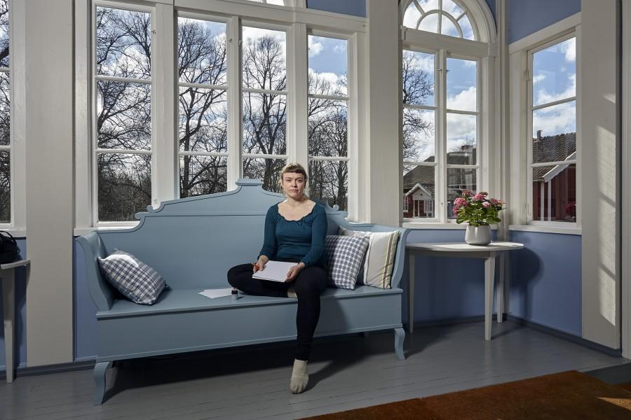 Hanneriina Moisseinen Photo: Riku Pihlanto