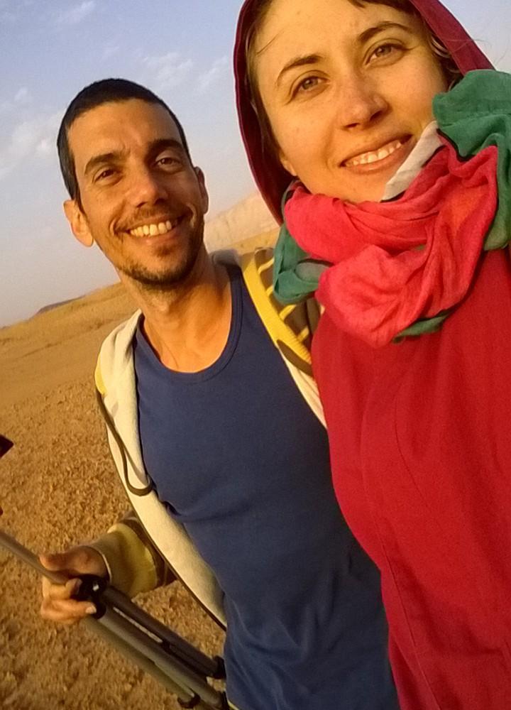 Sandrina & Ishmael
