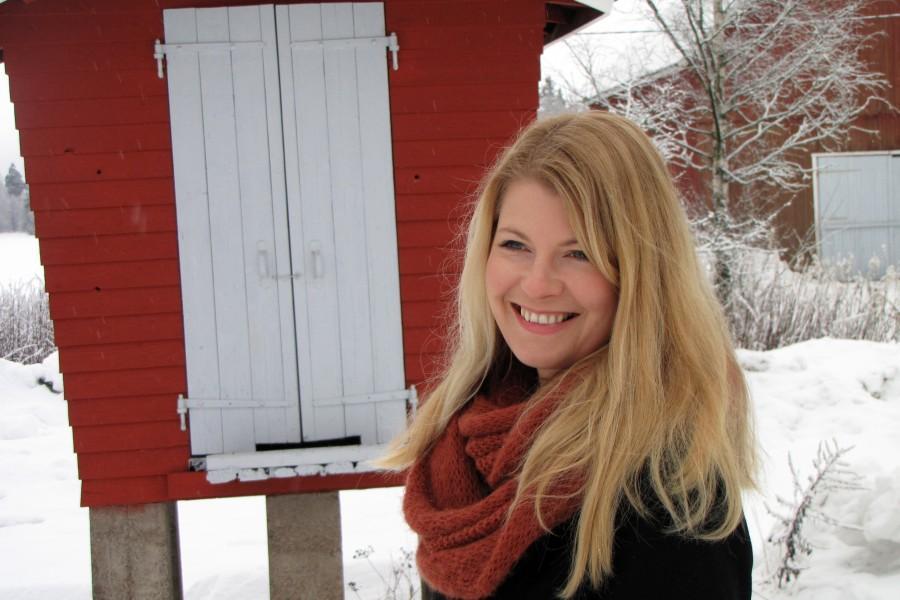 Henna-Riikka Halonen Kuva: Katriina Lamberg
