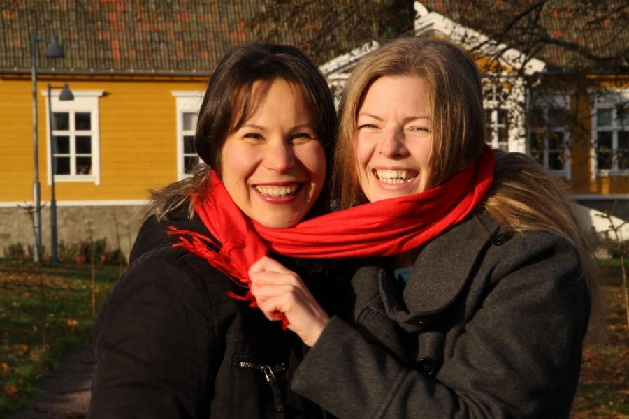Karin Pennanen & Hanna Ojala