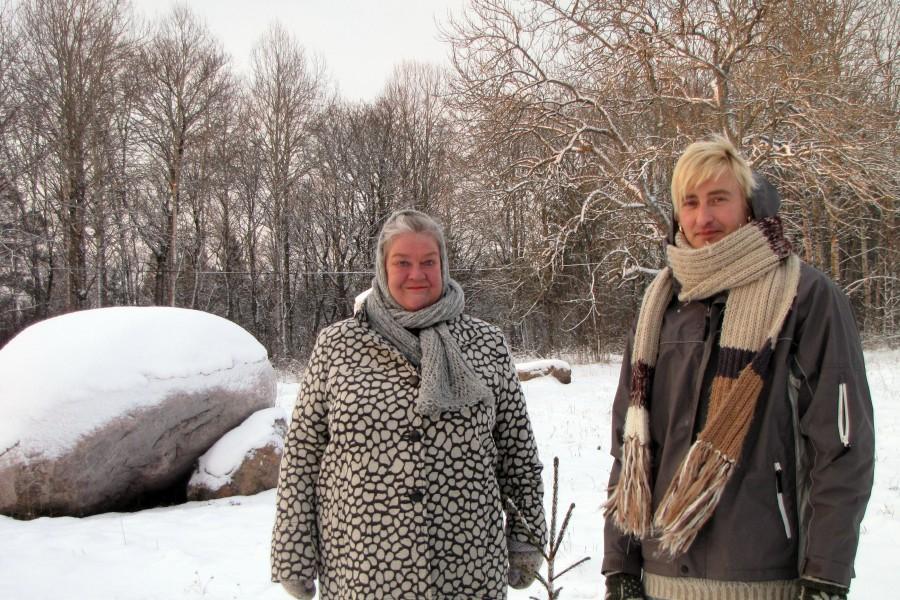 Ulla Koivisto and Kimmo Ylönen