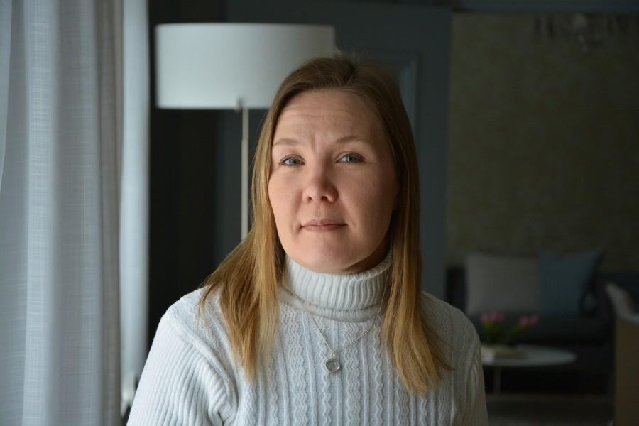 Tutkija Lotta Lounasmeri. Kuva: Pirre Naukkarinen