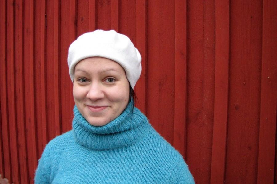 Sari Palmgren Photo: Pirre Naukkarinen